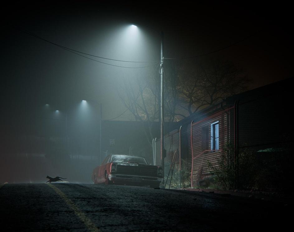 Night shiftby Marcin Jastrzebski
