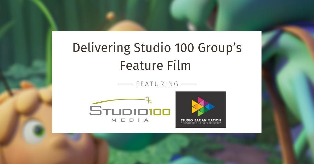 feature film promotional content cgi