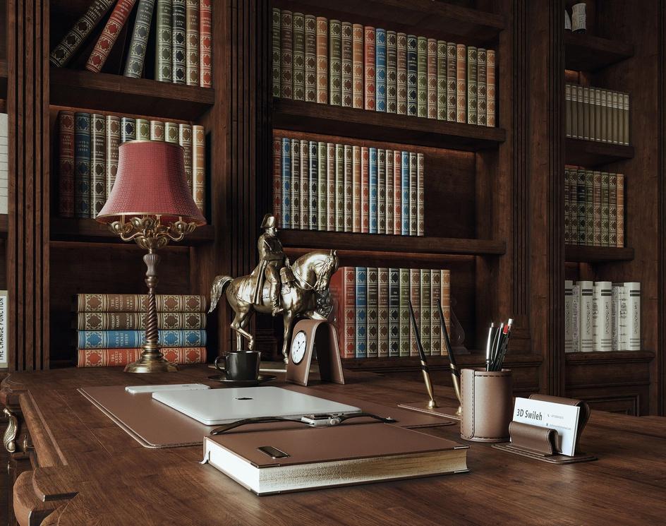 Study Roomby Bashar