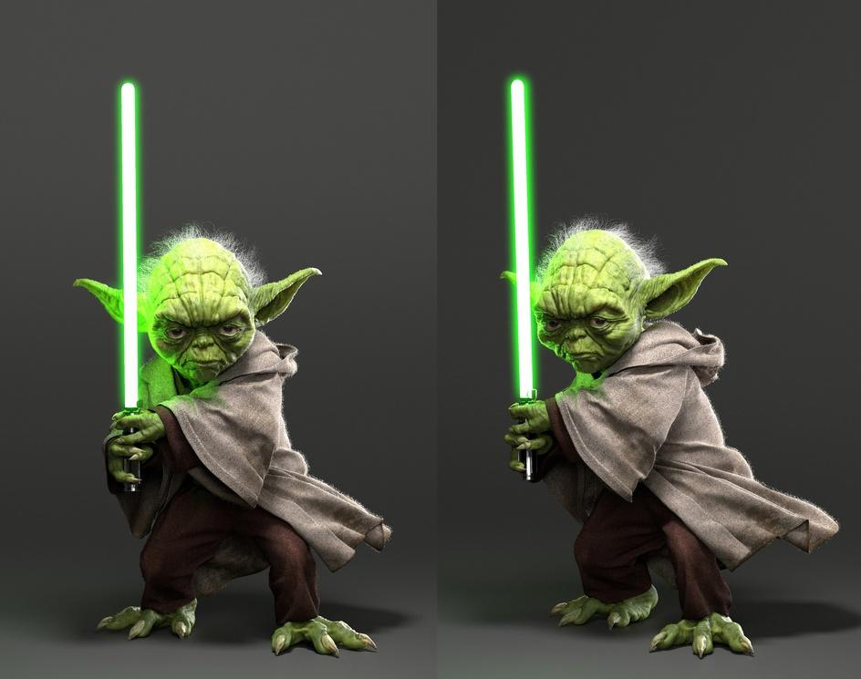 Master Yoda - Star Warsby SujungKwon