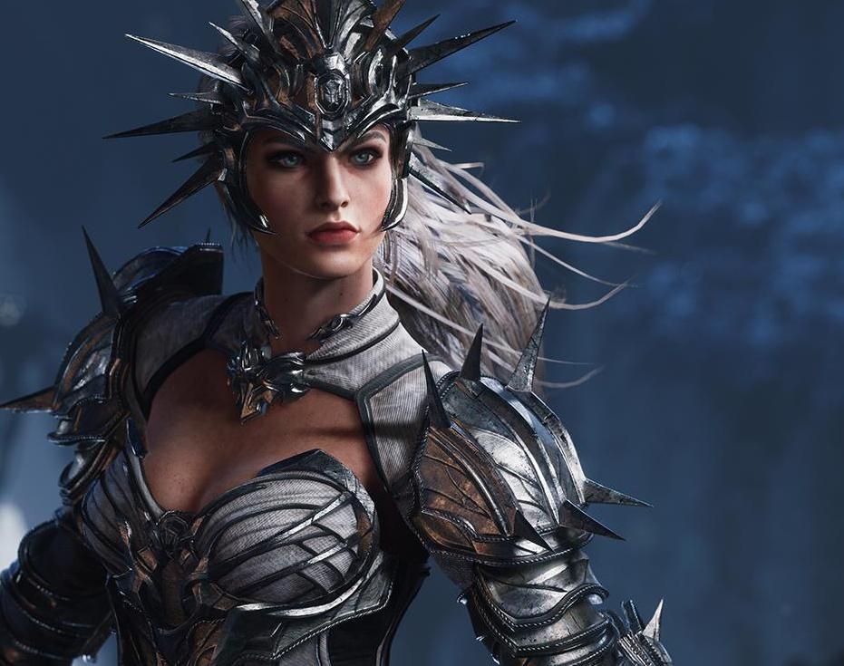 Svetlana the warrior of Lightby dreadleft