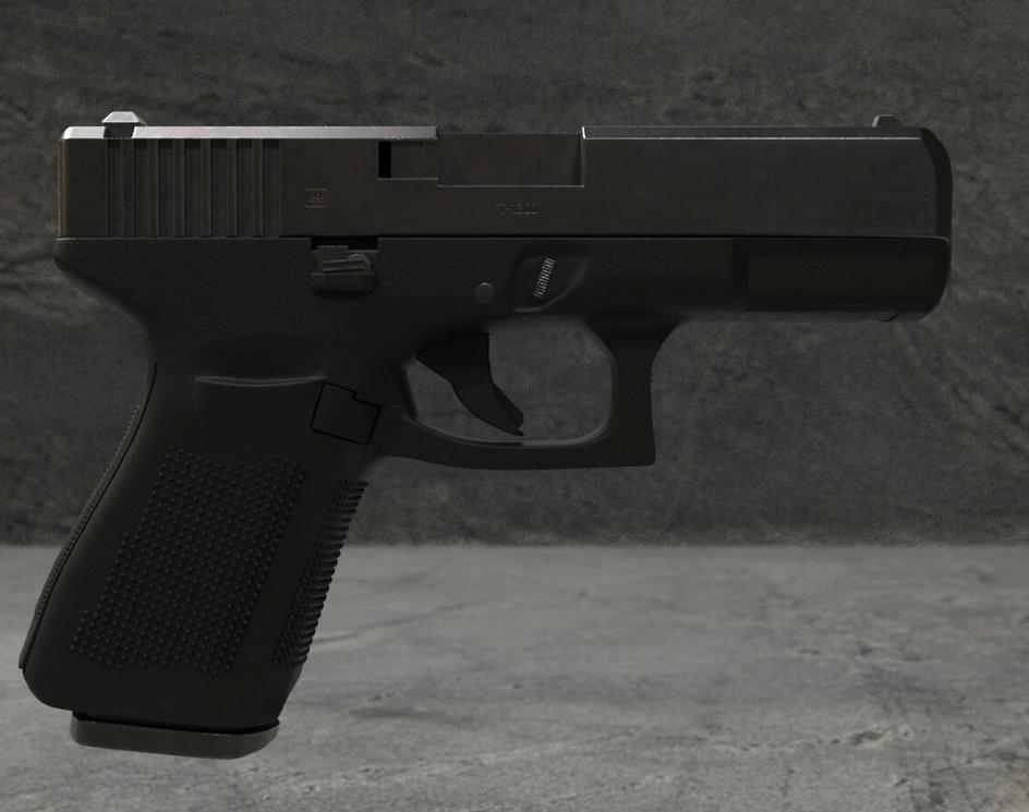 Guns and bulletsby Matsuoka Taiki
