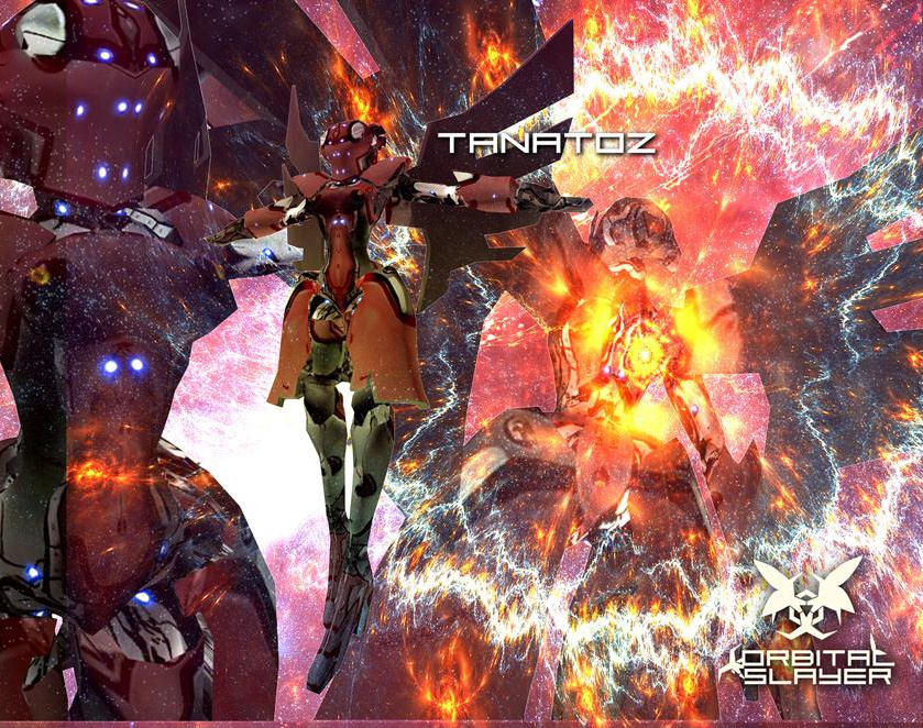 Orbital Slayer 2by Ramon Ramirez