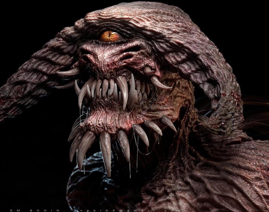 Demon Wrathby S M Bonin