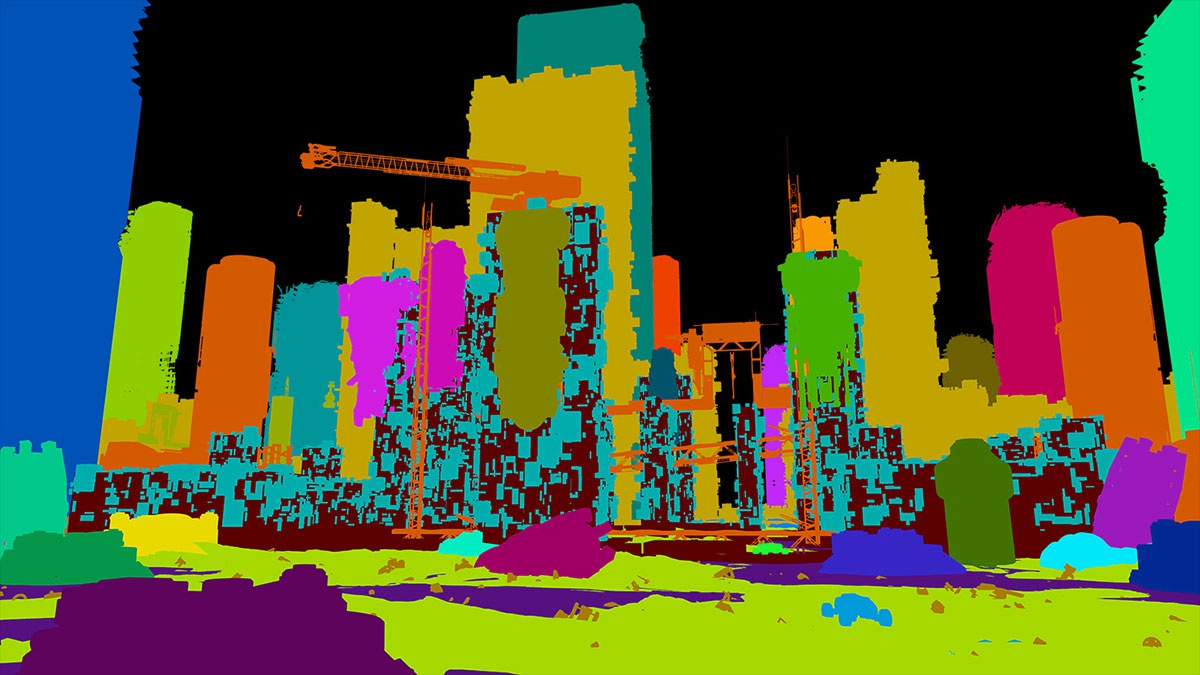 building, landscape, industrial