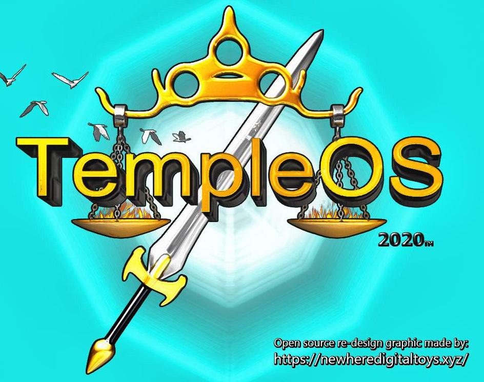 TempleOSby newhere