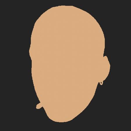 base layer model colour skin tone face head