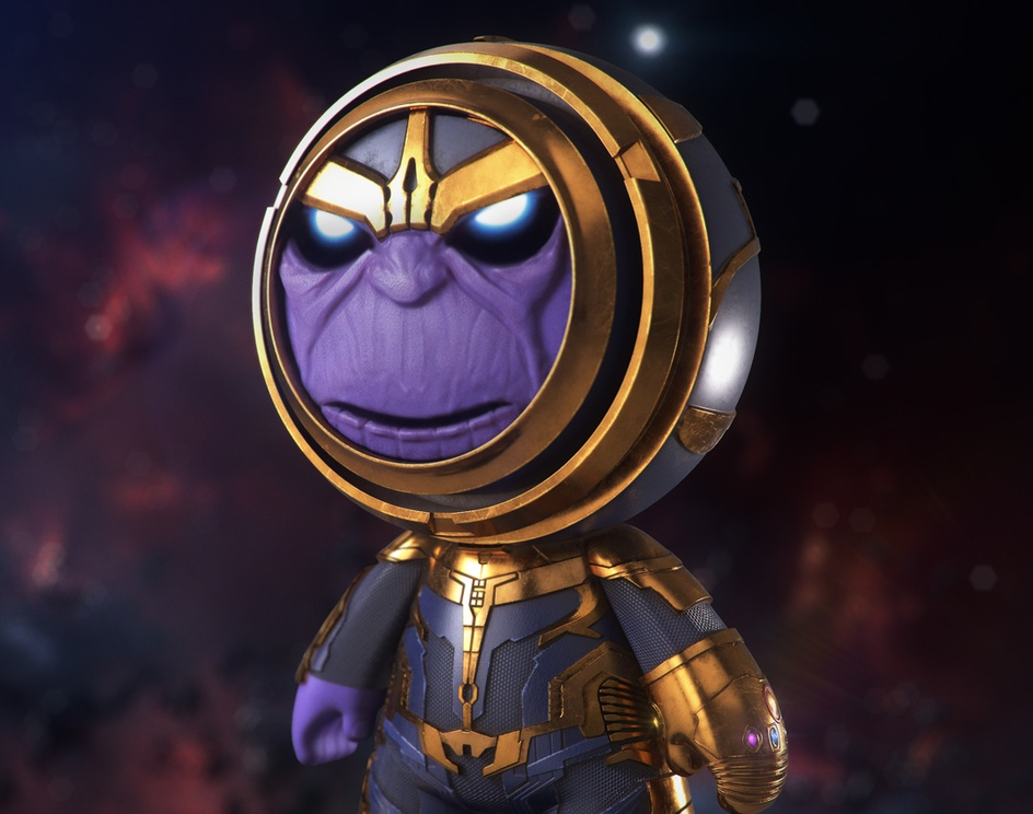 Meet Thanosby George Damiani