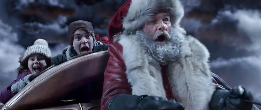 The Christmas Chronicles Trailer.The Christmas Chronicles New Trailer 3dtotal Learn
