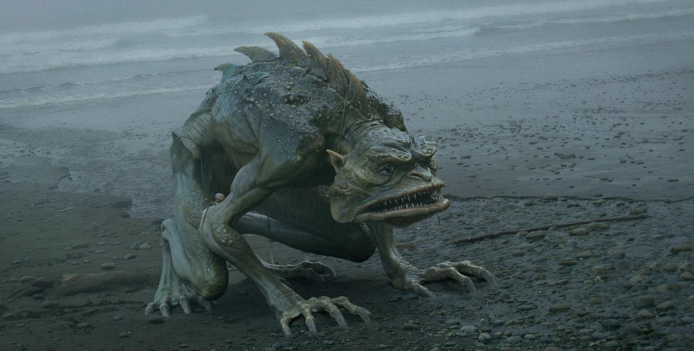 toad creature design model render 3d creation
