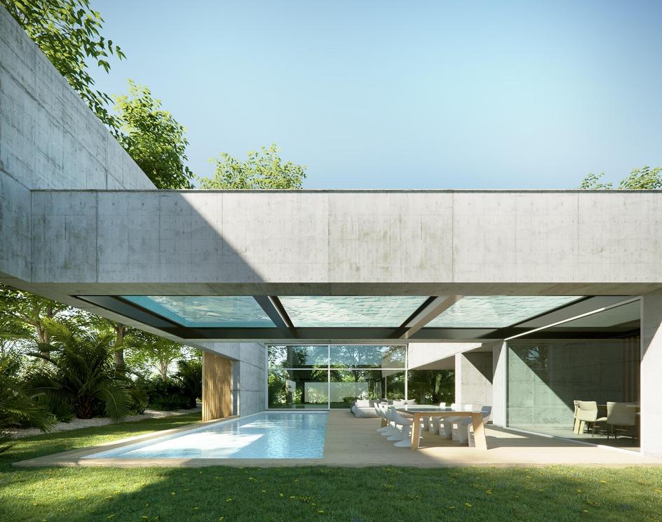 THE WALL HOUSEby Eduardo Souza