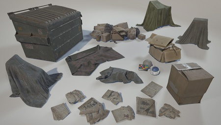 modular assets the heretic game boxes miscellaneous