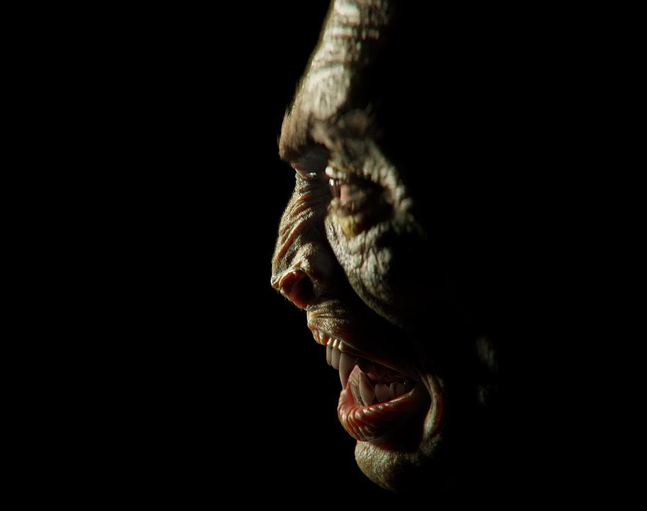 Pantro - Facial Anim Blenderby Jonathan Opgenhaffen