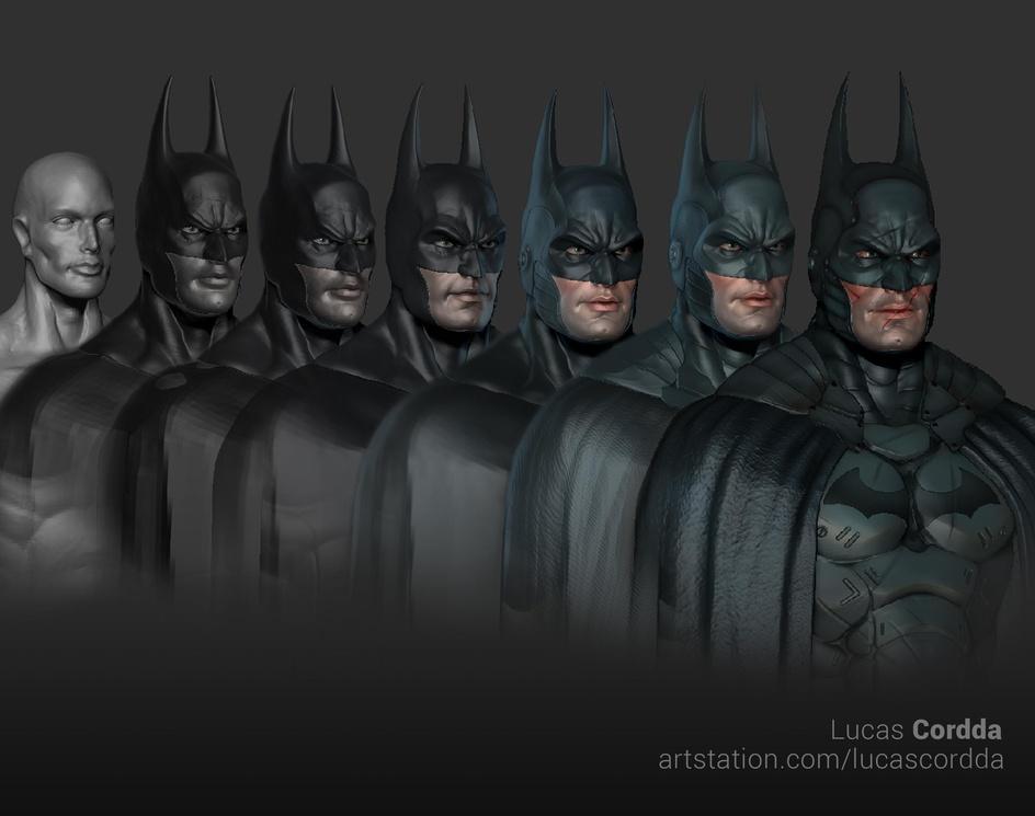 Batman - Fan Artby Lucas Cordda