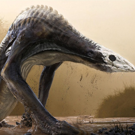 king kong alien creature model 3d render