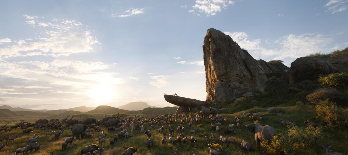 the lion king pride rock pridelands