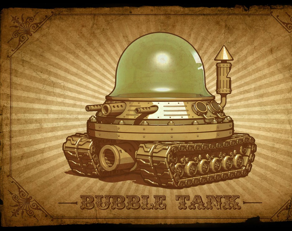 Bubble Tankby tobal