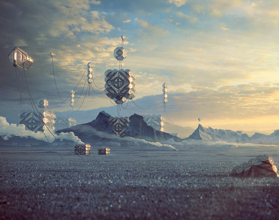 The building blocks of the universeby Tomas Muller