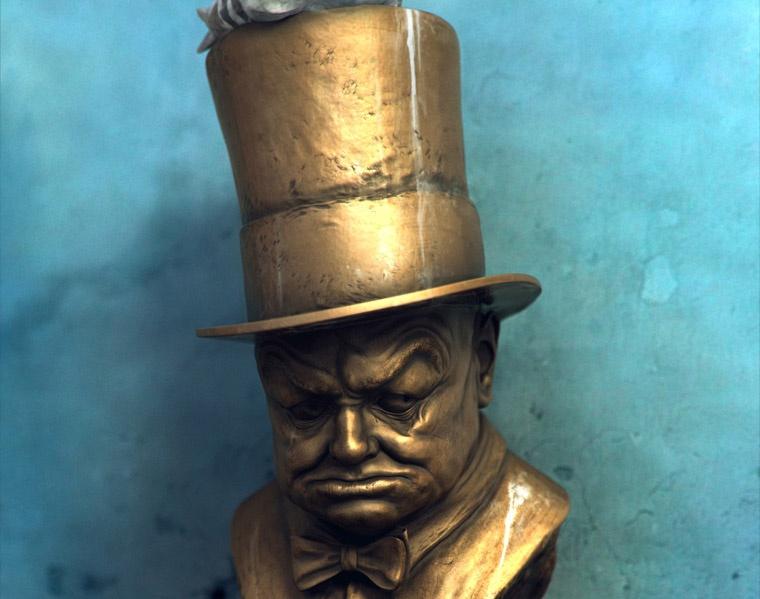 Winston Churchillby Tomas.Kral