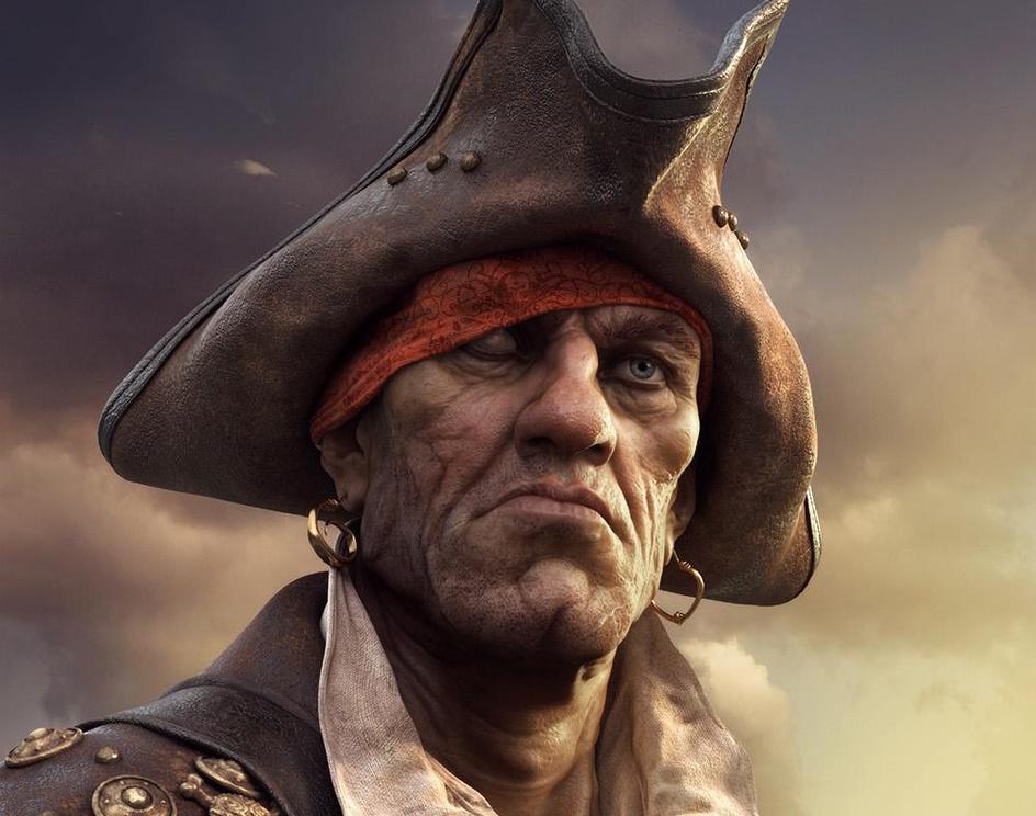 A Pirateby Tonzy