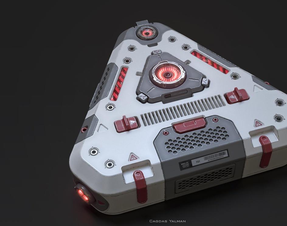 Sci-fi Propsby cagyalman