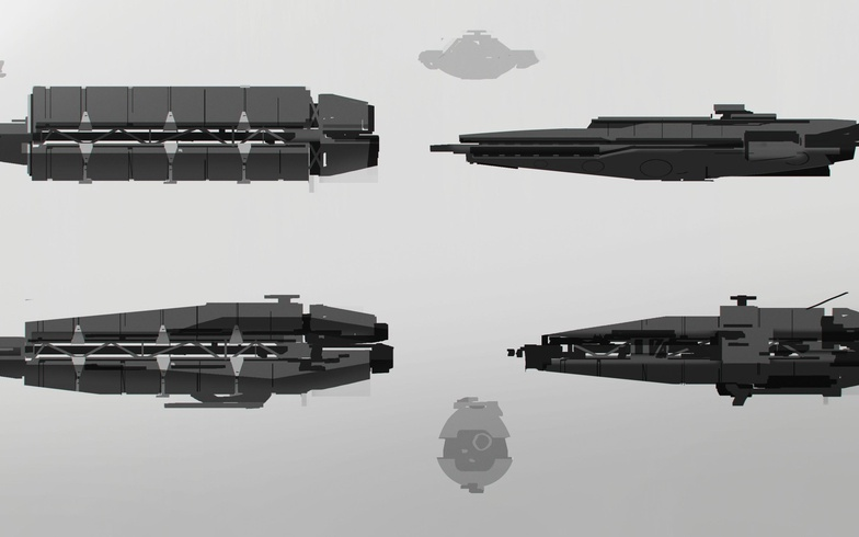 alien vehicle technology advanced futuristic spaceship