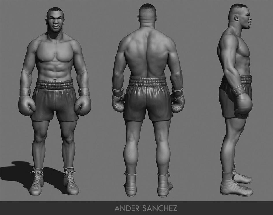 Mike Tysonby Ander Sanchez