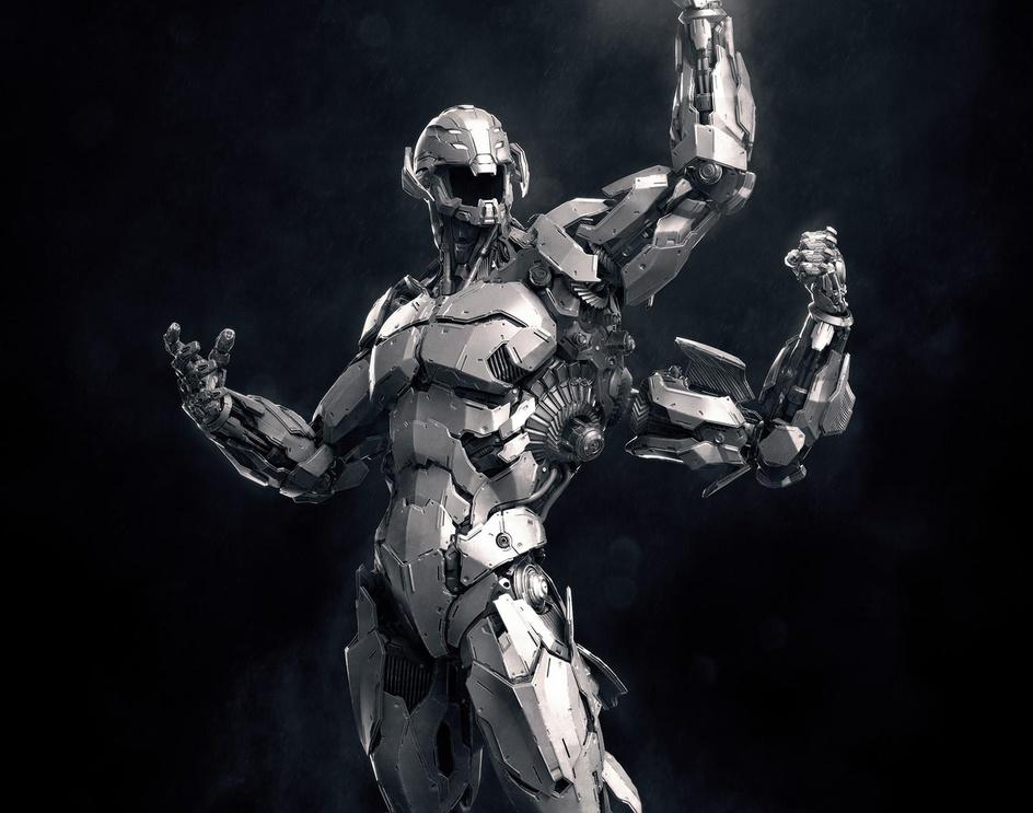 Ultron - XMby Marco Splash