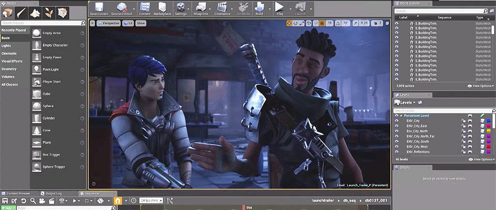 Animation Pipeline in Unreal Engine · 3dtotal · Learn