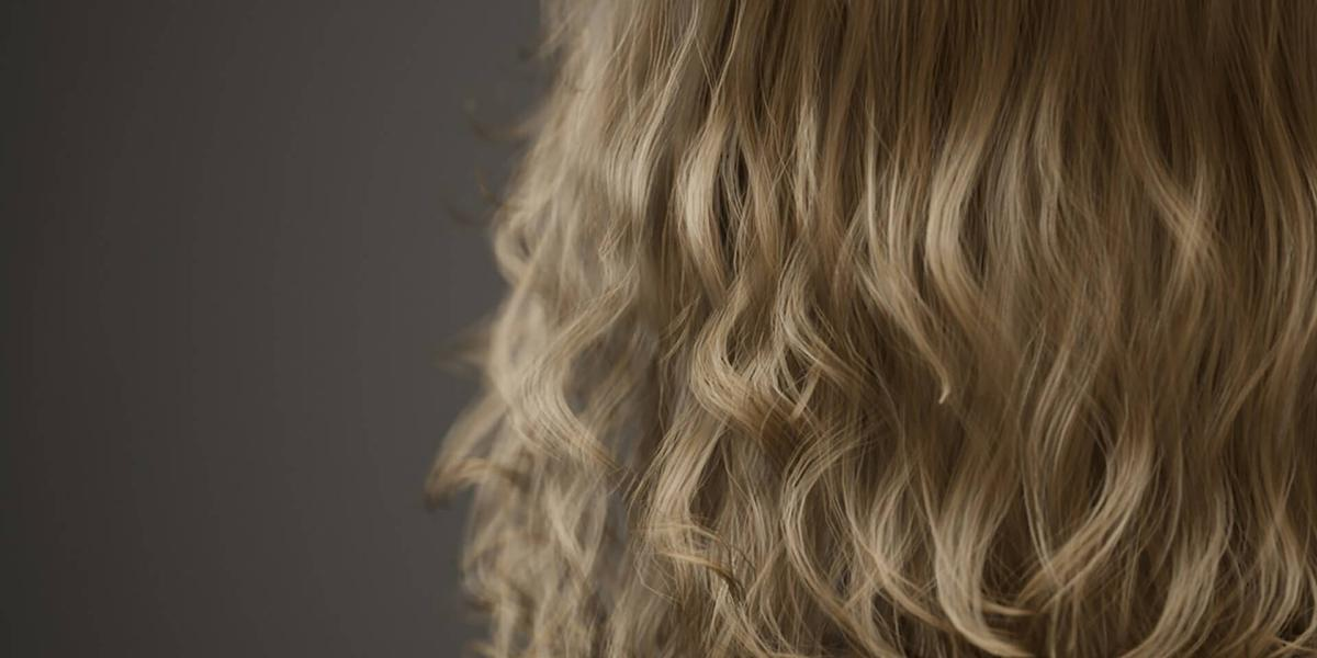 hair strands unreal engine