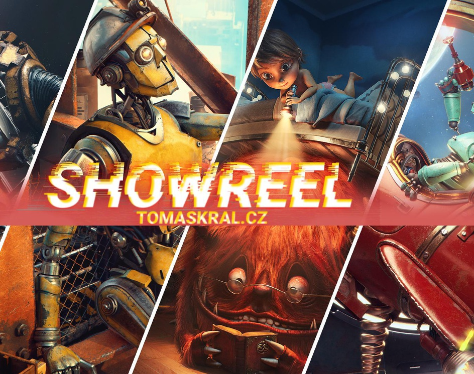 Showreel 2019by Tomas.Kral