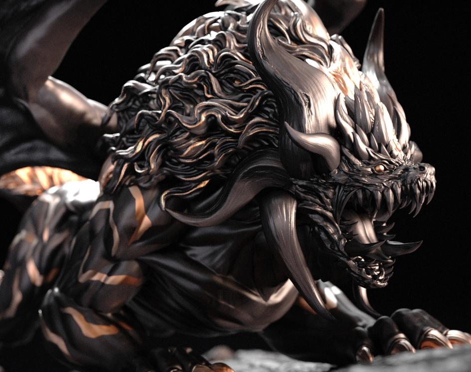 dragonBeastby yukiya takeda