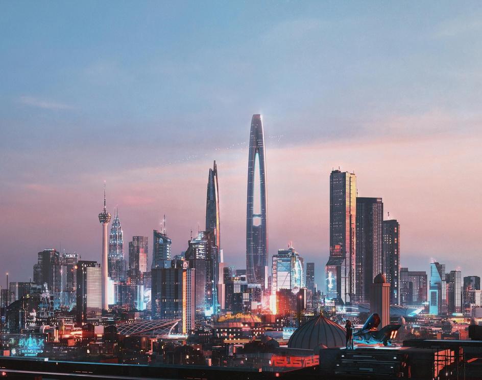 Wawasan, A Vision of Tomorrowby Michael Khoo