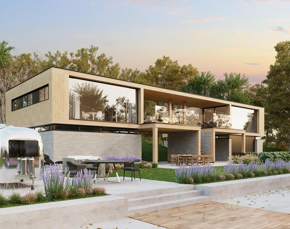 Riverside Villa | DEER Designby DEER Design