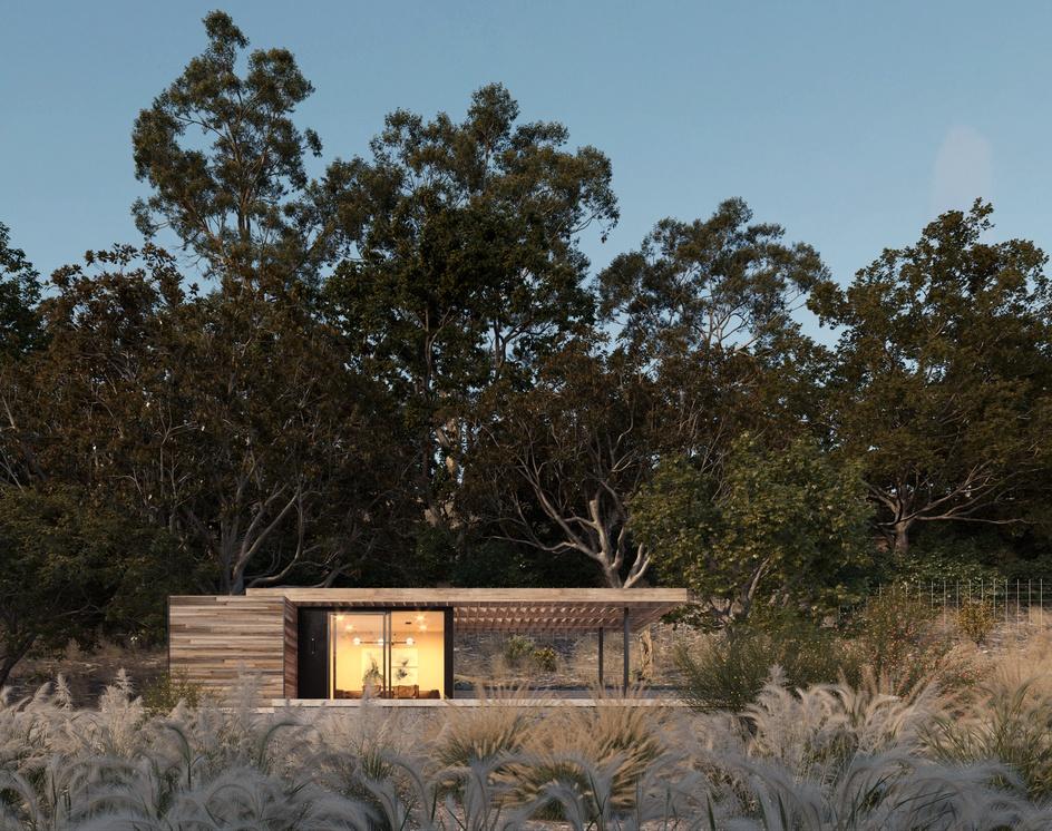 The Pool House | 3D Home Walkthrough Animationby DEER Design