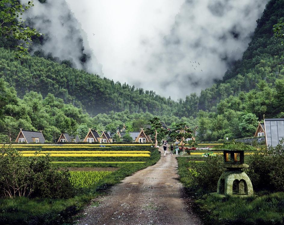 Vikings in Japanby Hunterina