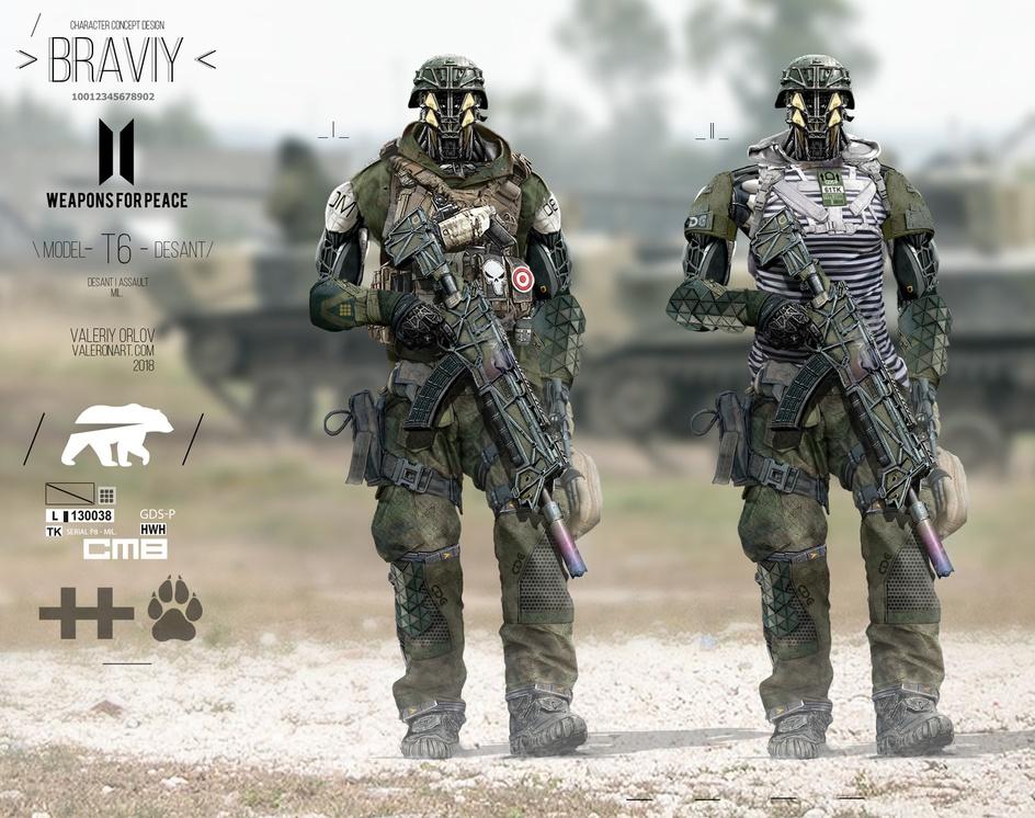 WFP - MMCS >BRAVIY< T6by Valeriy Orlov