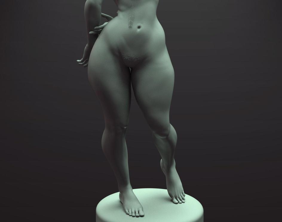 Art Modelby claudio saavedra