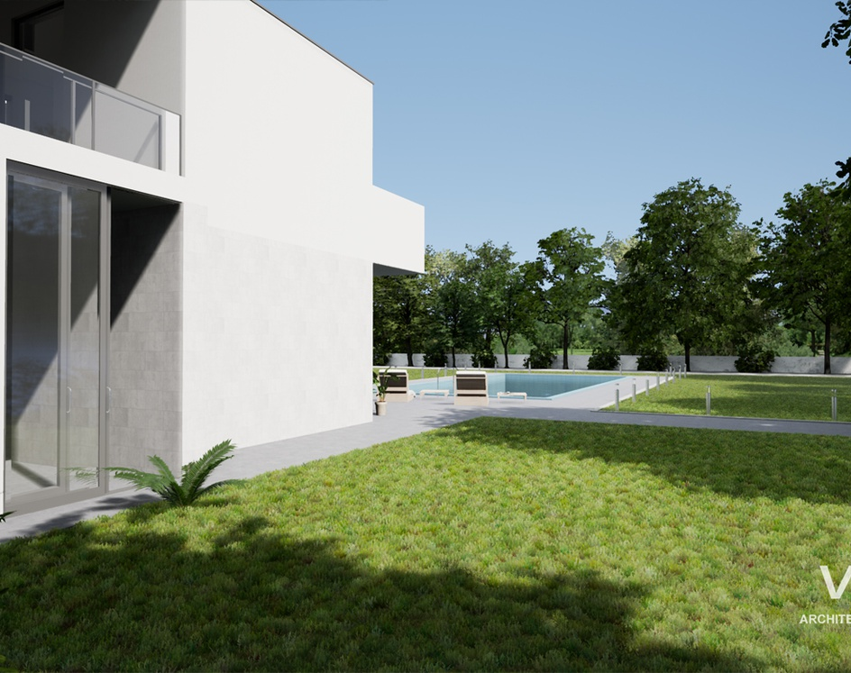 Architectural Renderingby Vrender
