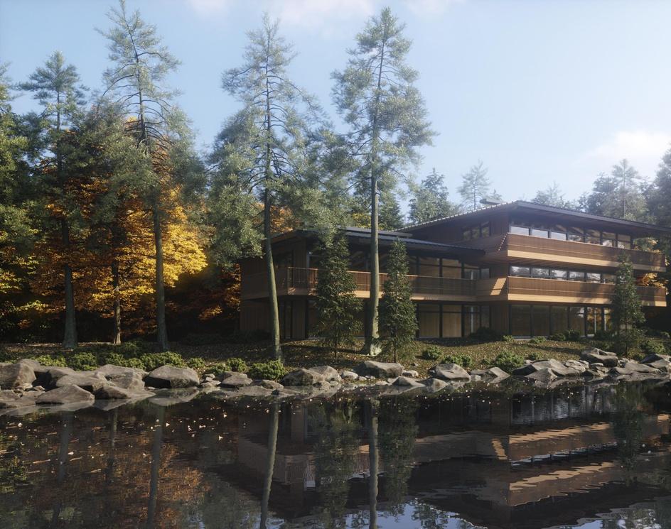 hillside house 01by vicnguyendesign