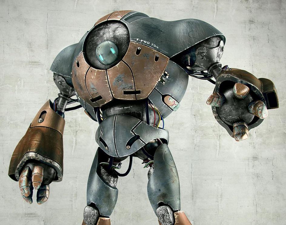 Robotby Victor Hugo