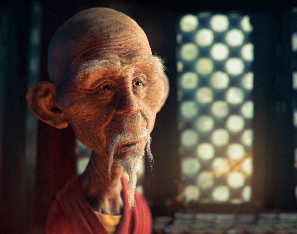 Monk !!by Victormf