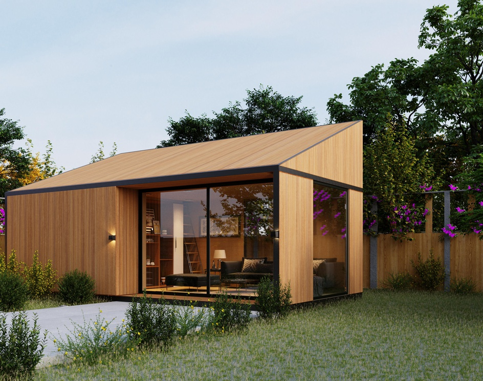 Tiny Home Animation - 3D Walkthrough Videoby DEER Design