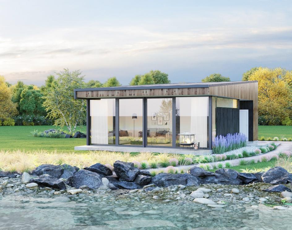 House on Norway Beachby DEER Design