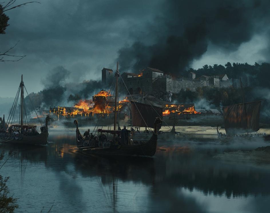 Viking raidby Balázs Petheő