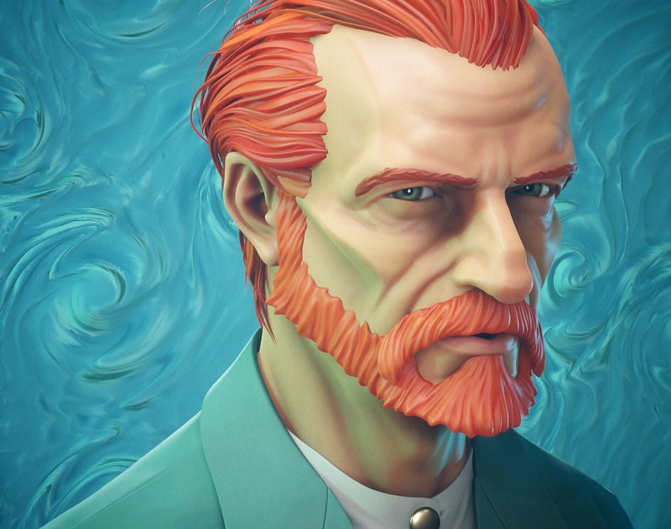 Vincent van Goghby Alex Martinez Vivo