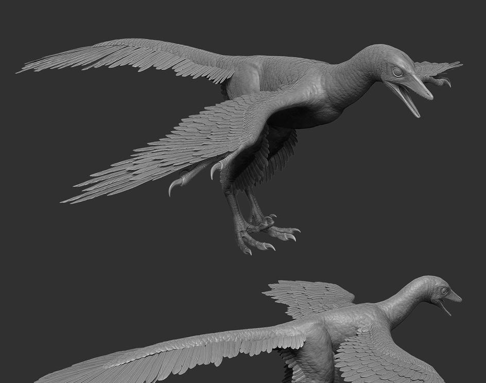 Dinosaurs for DinoZooby Vlad Konstantinov