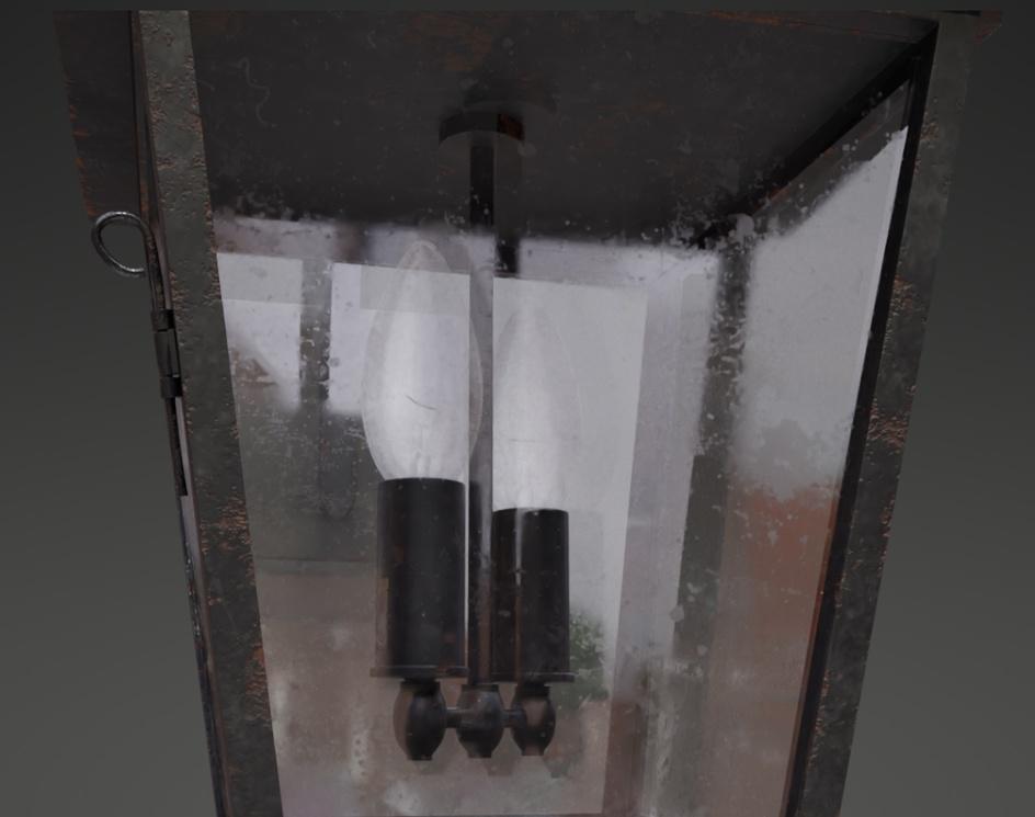 Wall Lantern Sconceby Danilo Castro