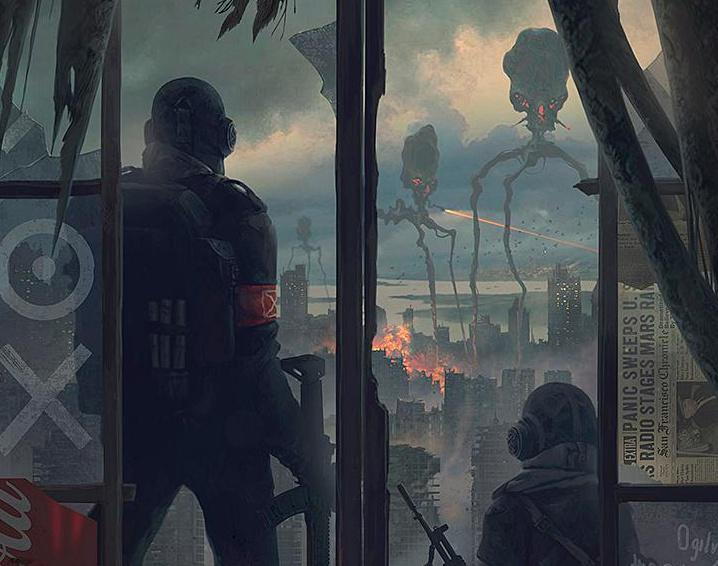 War of the Worldsby Alexey Egorov