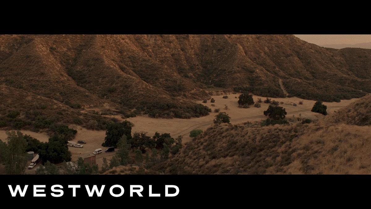 Westworld movie special effects